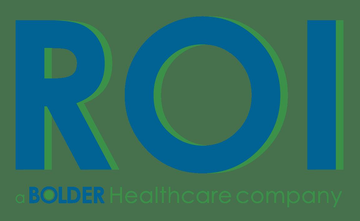 ROI a BOLDER Healthcare company