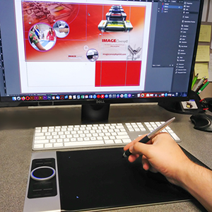Graphic Design / File Maintenance