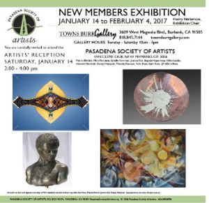 New Members Exhibtion