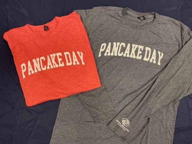 Old School Pancake Day Long Sleeve