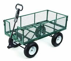 NeSoDak - Lawn & Garden Utility Cart