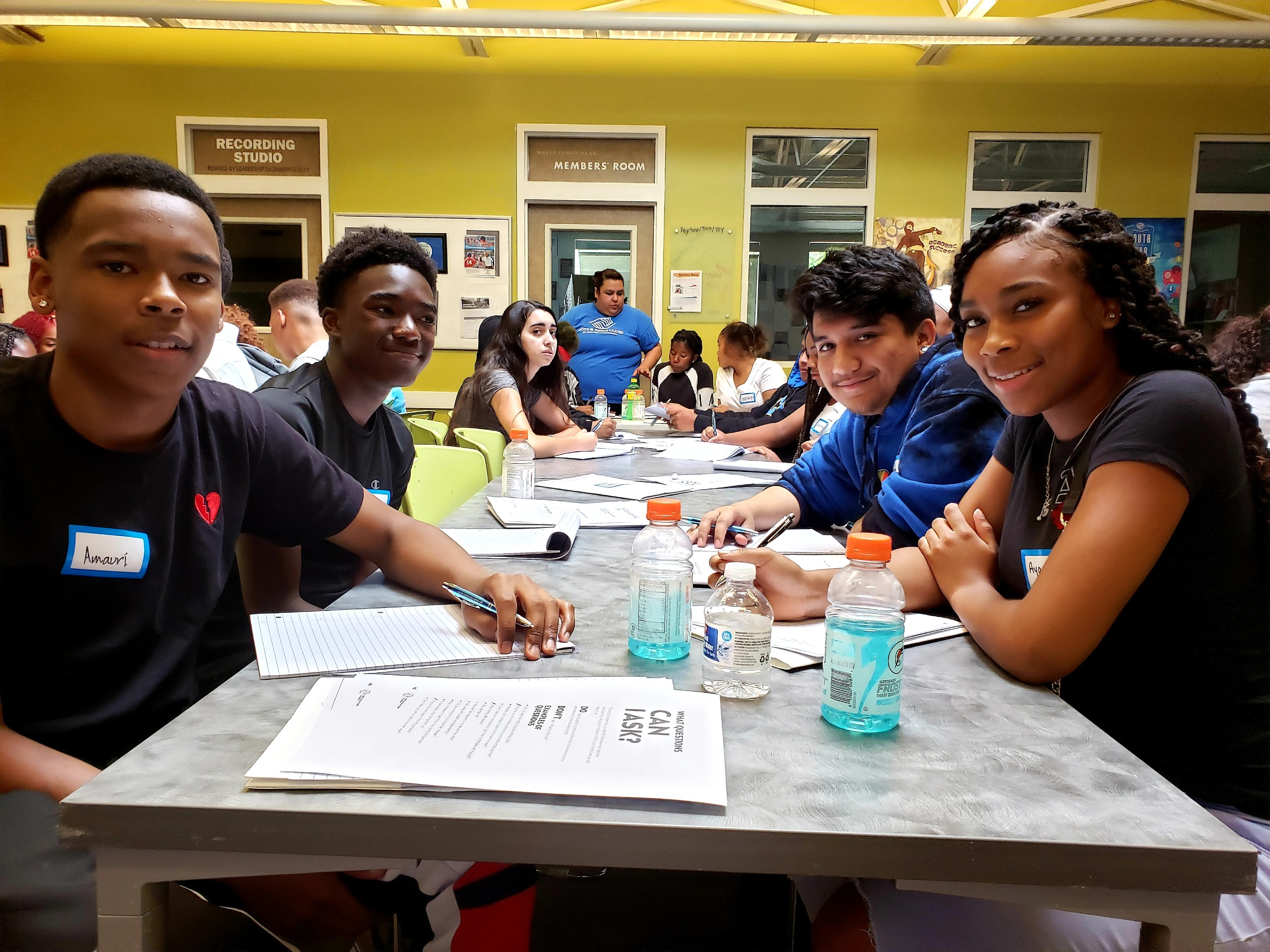 Help youth on their path to success