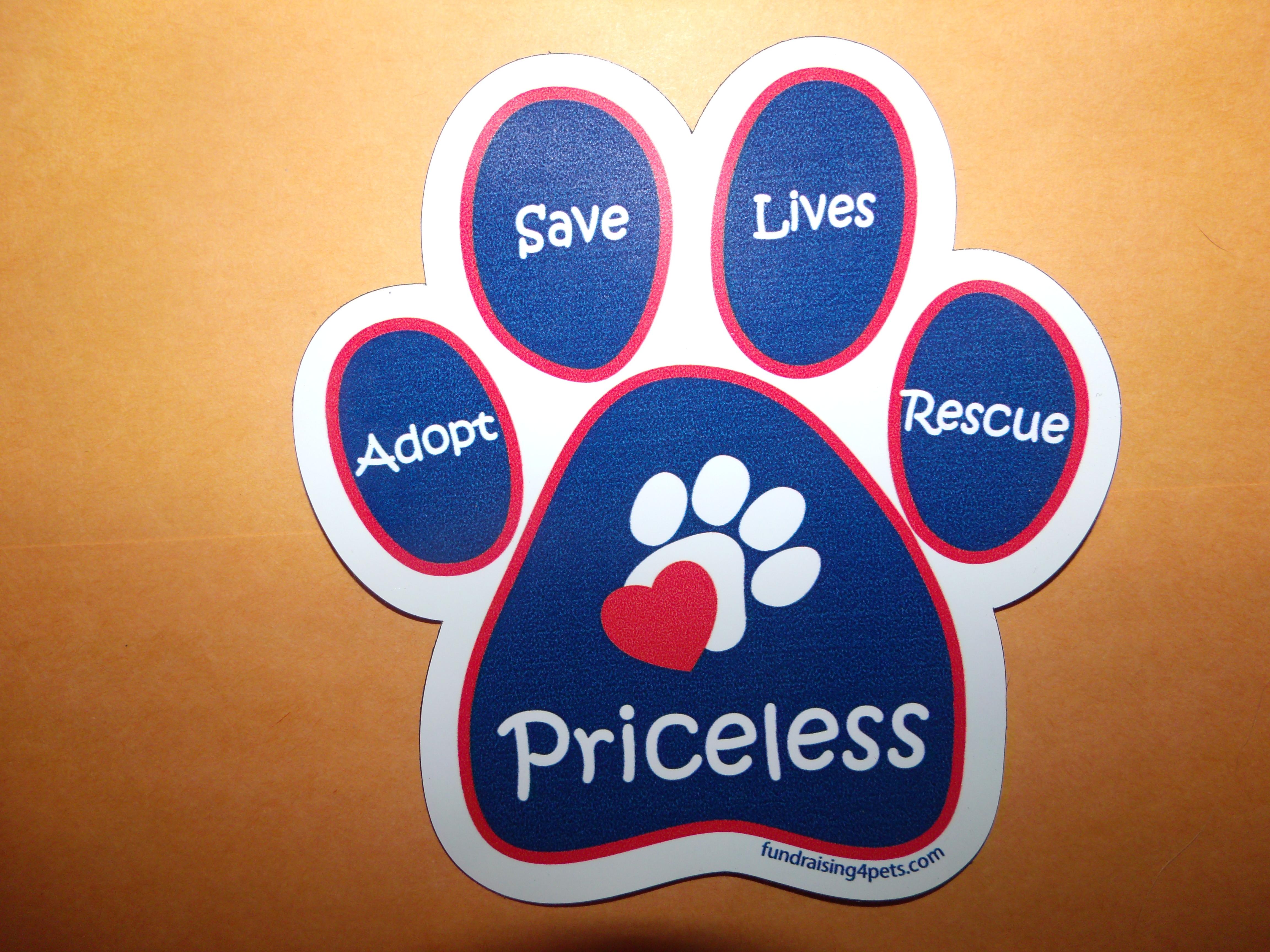 Adopt, Priceless...