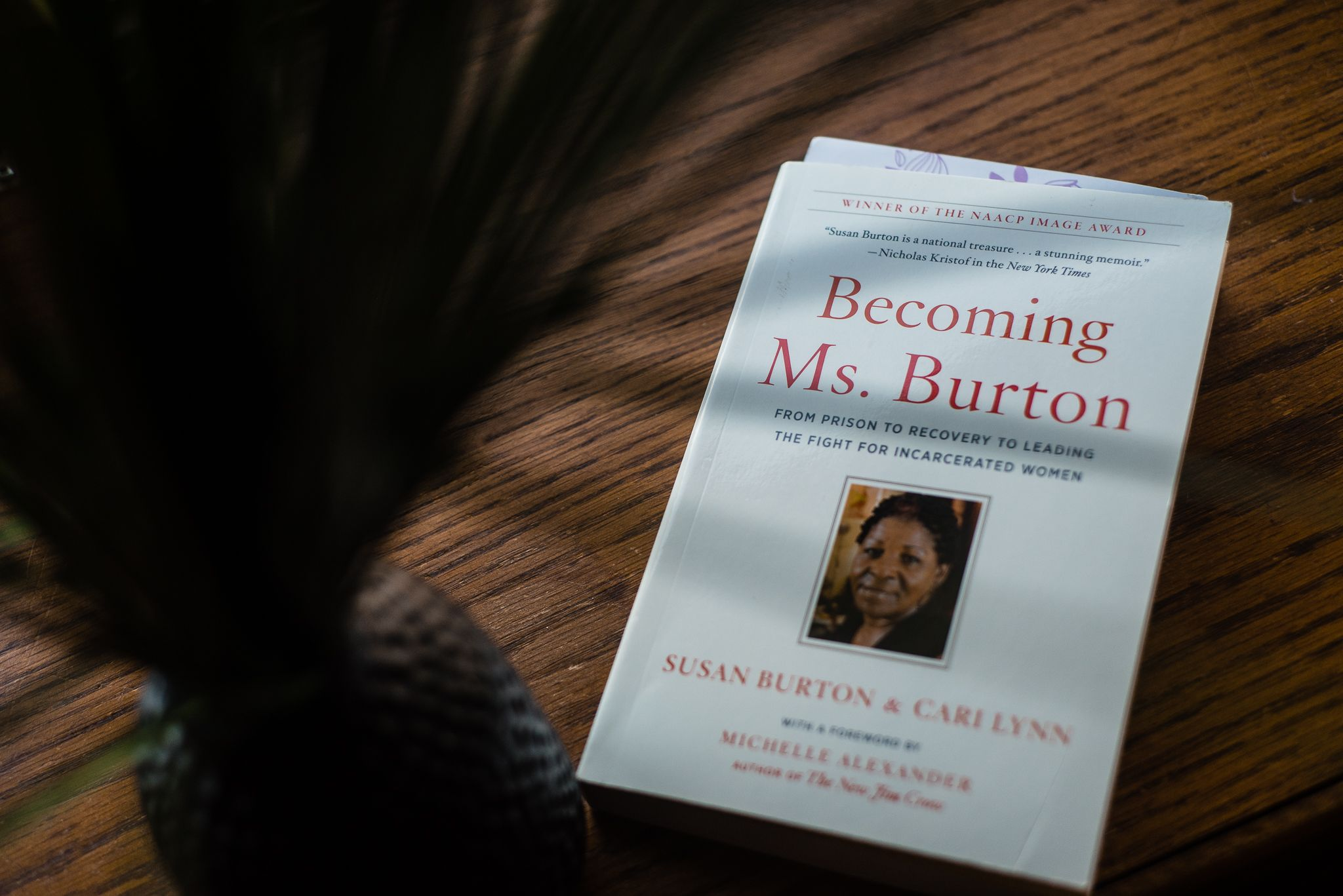 Q1 Becoming Ms. Burton