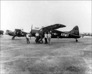 1962: ASA flew first airborne radio direction finding mission in Vietnam.