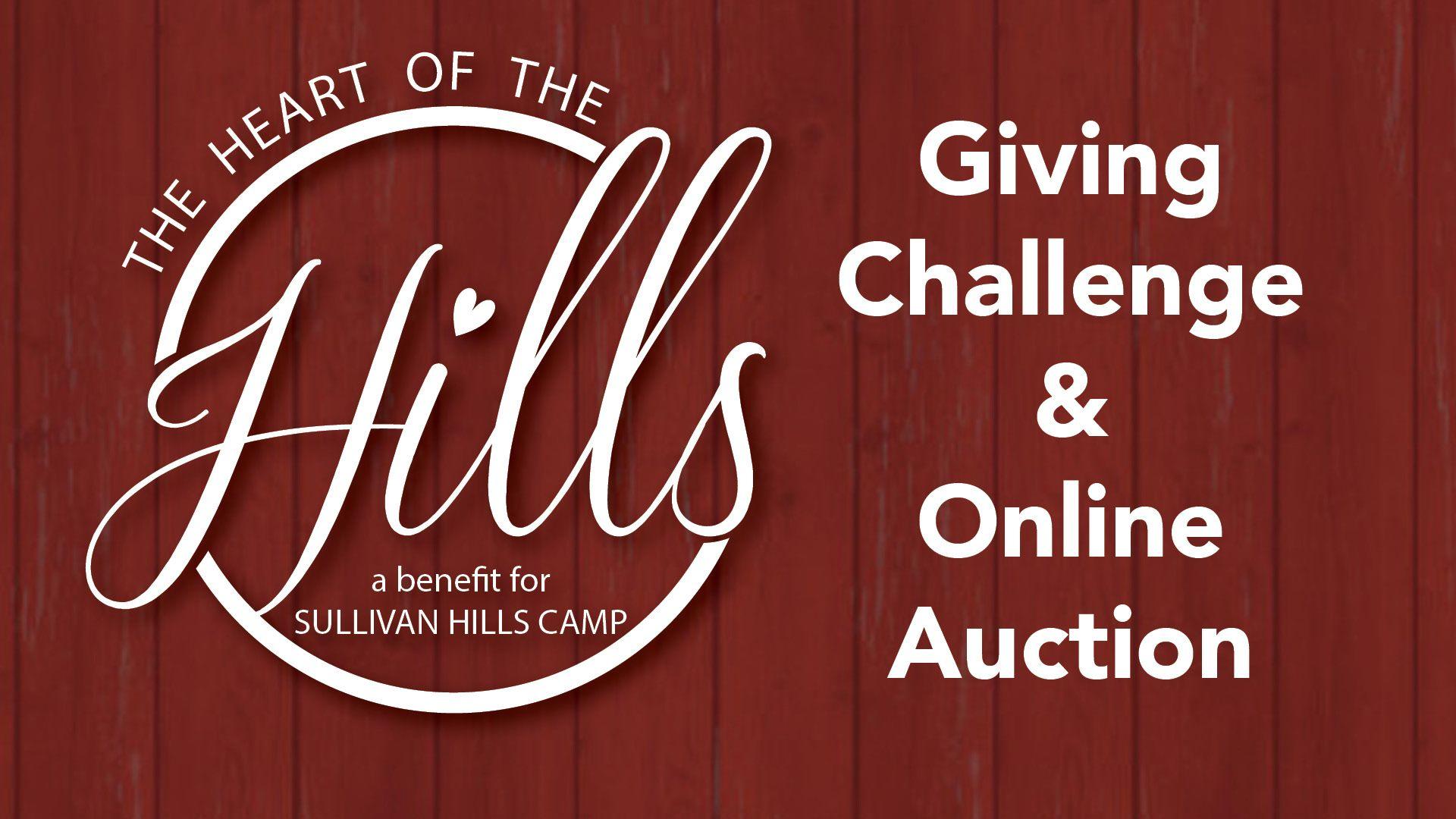 Heart of Hills Online Auction