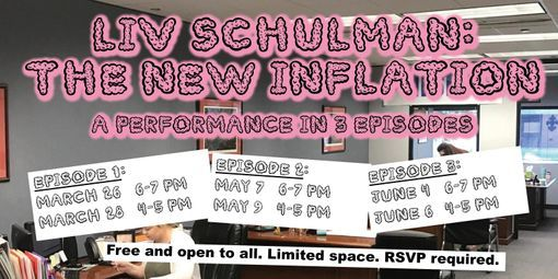 Liv Schulman: The New Inflation | Episode 1