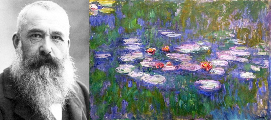 10 Interesting Facts about Claude Monet