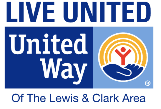 United Way of the Lewis & Clark Area logo