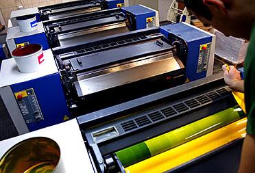 Offset Printing | Color Printing | Printer San Diego