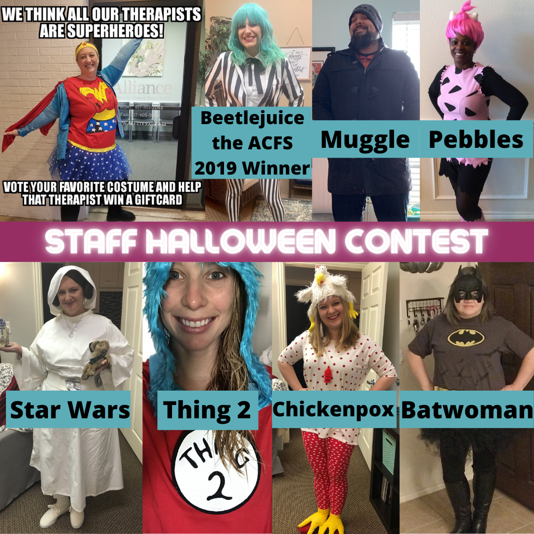 ACFS Team Halloween Contest - Public Vote Needed