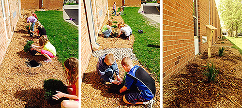 "Lake Park Audubon Elementary gets a ""Fresh Outlook"""