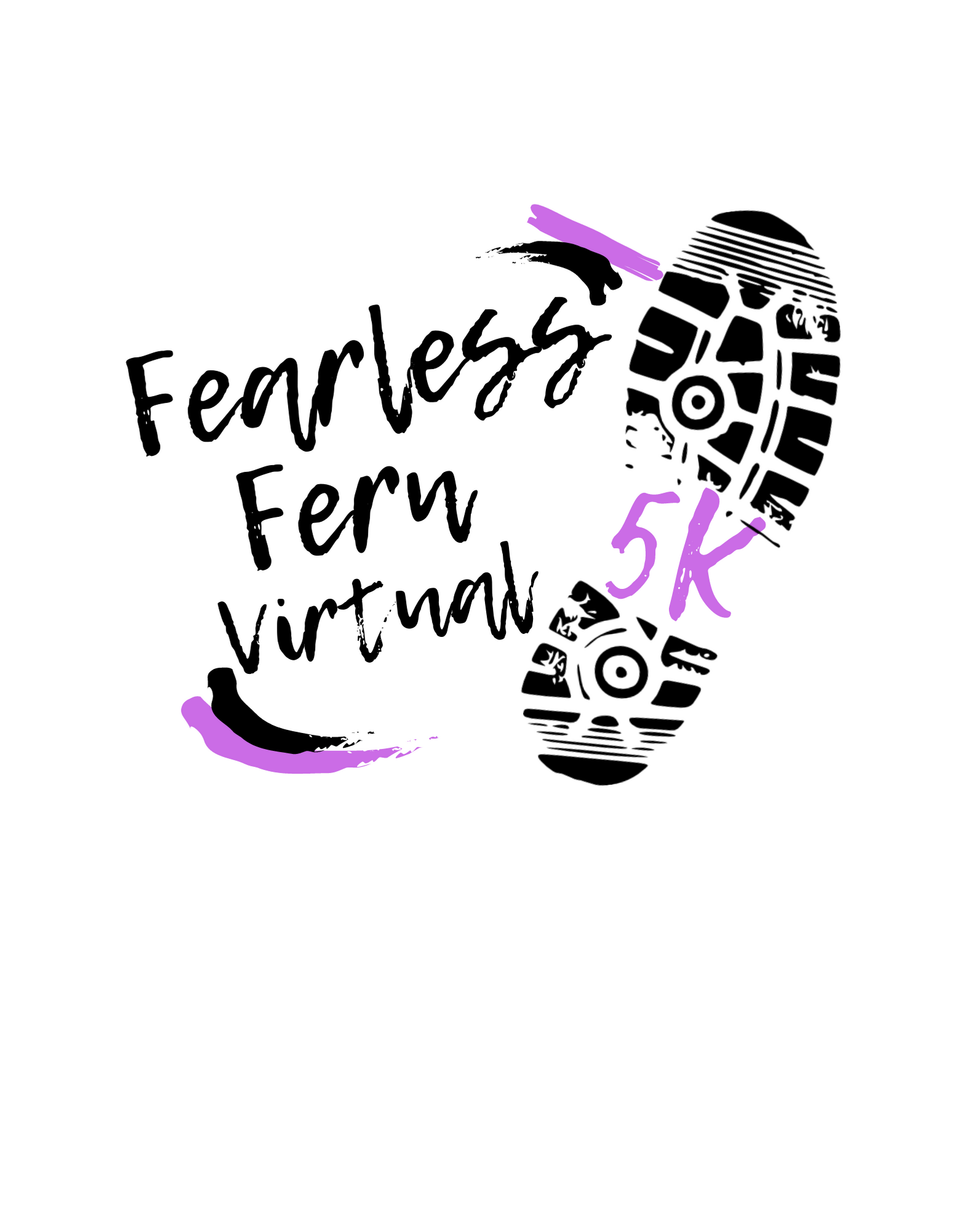 Fearless Fern Virtual 5K & 1-Mile Walk