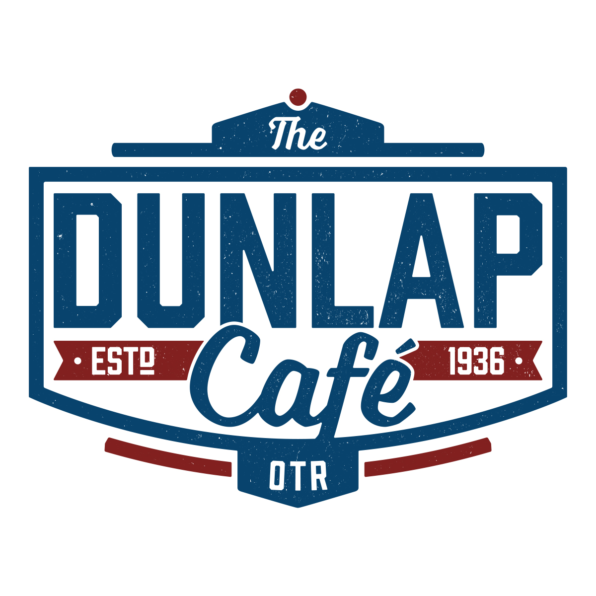 Dunlap Cafe - New Logo