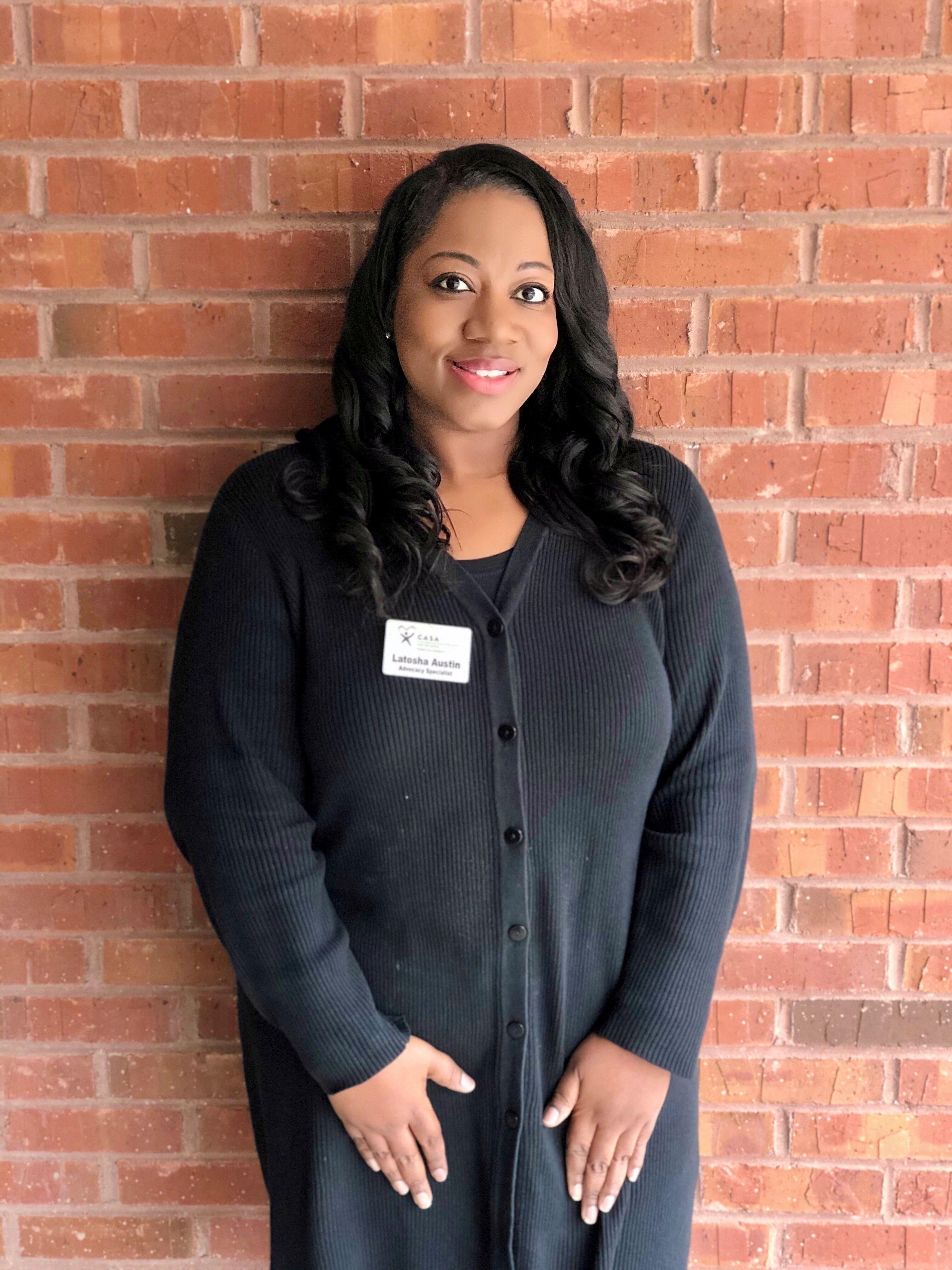 Latosha Austin, Advocacy Specialist