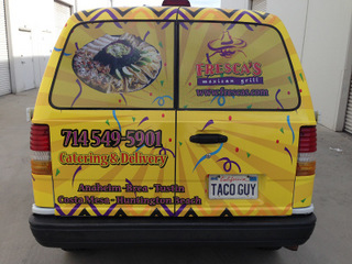Do vehicle wraps protect my car in Orange County