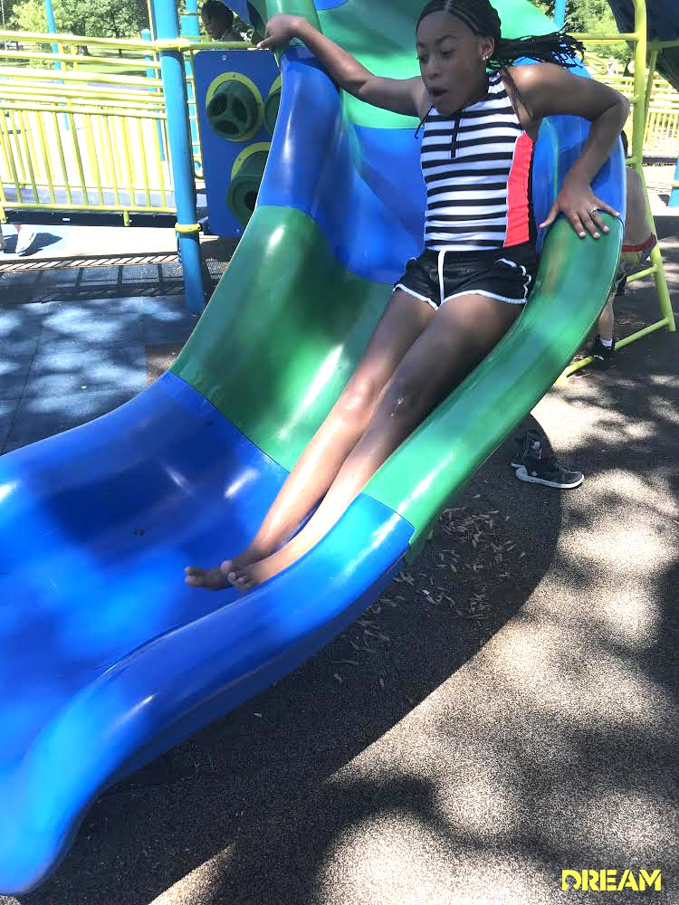 Sliding Into Summer - DREAM