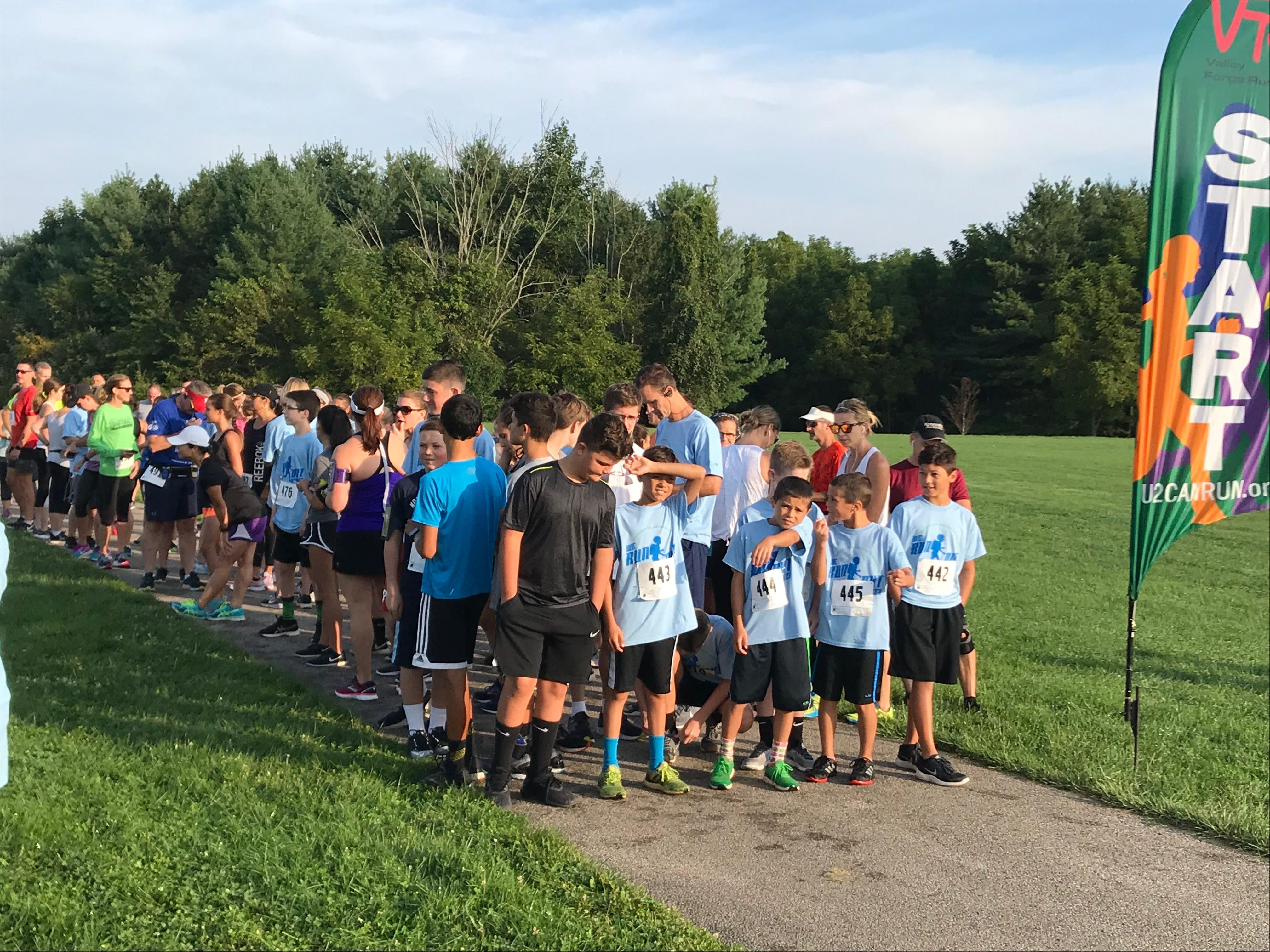 2nd Annual We Run Out Hunger 5K