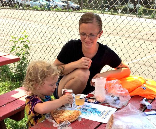 CAPTAIN Kicks Off Free Summer Meals Program