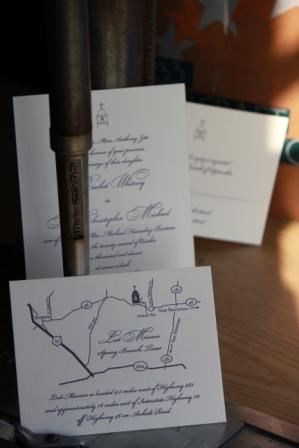 Custom Invitation Sets