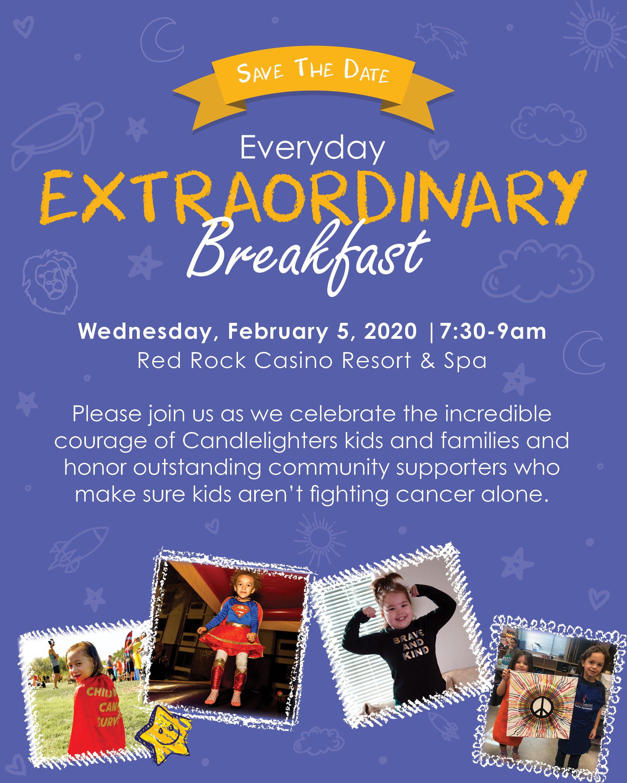 Everyday Extraordinary Breakfast