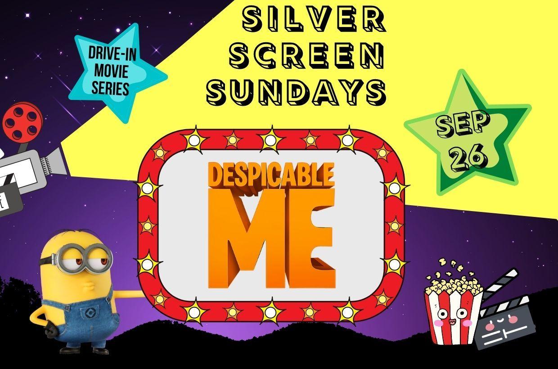 Silver Screen Sunday: Despicable ME!