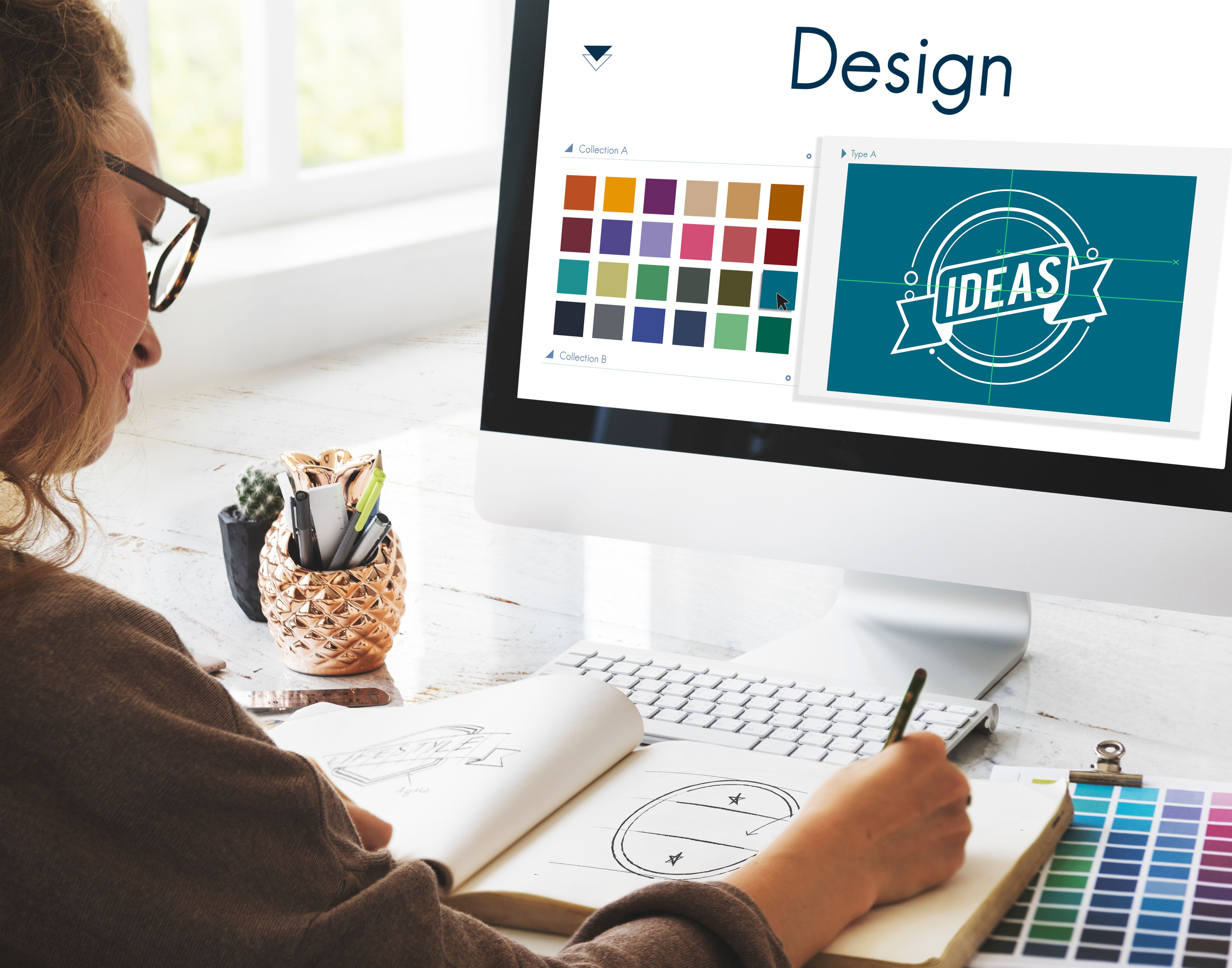 Logo Design + Design Services