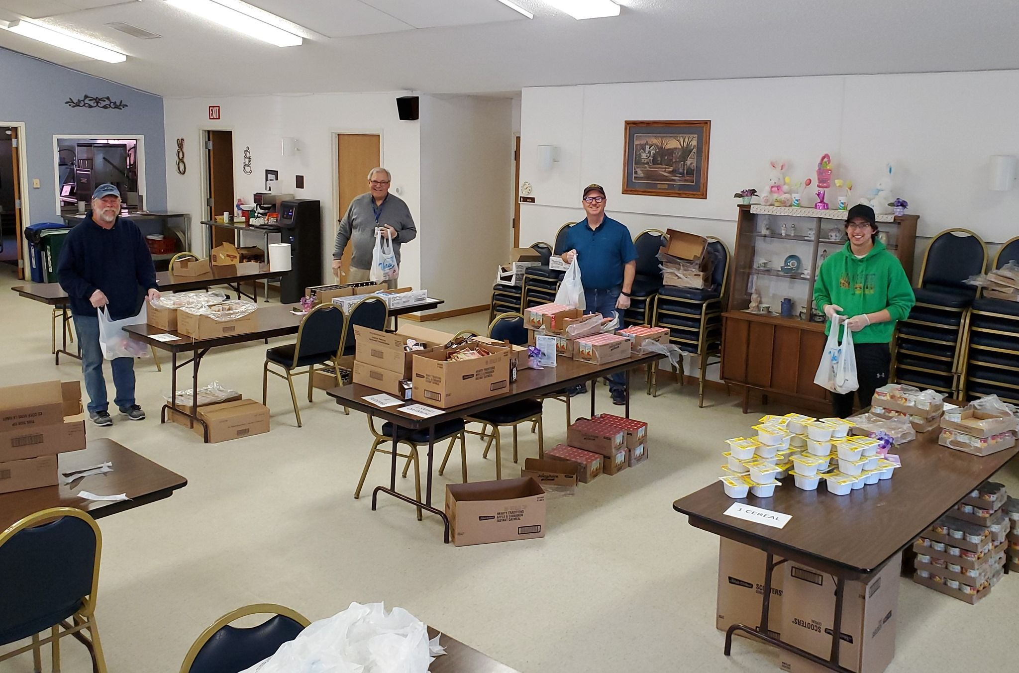 Glenwood business helps hungry students in United Way effort