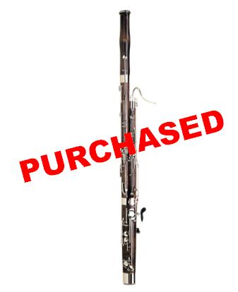 Fox Renard Model 220 Bassoon