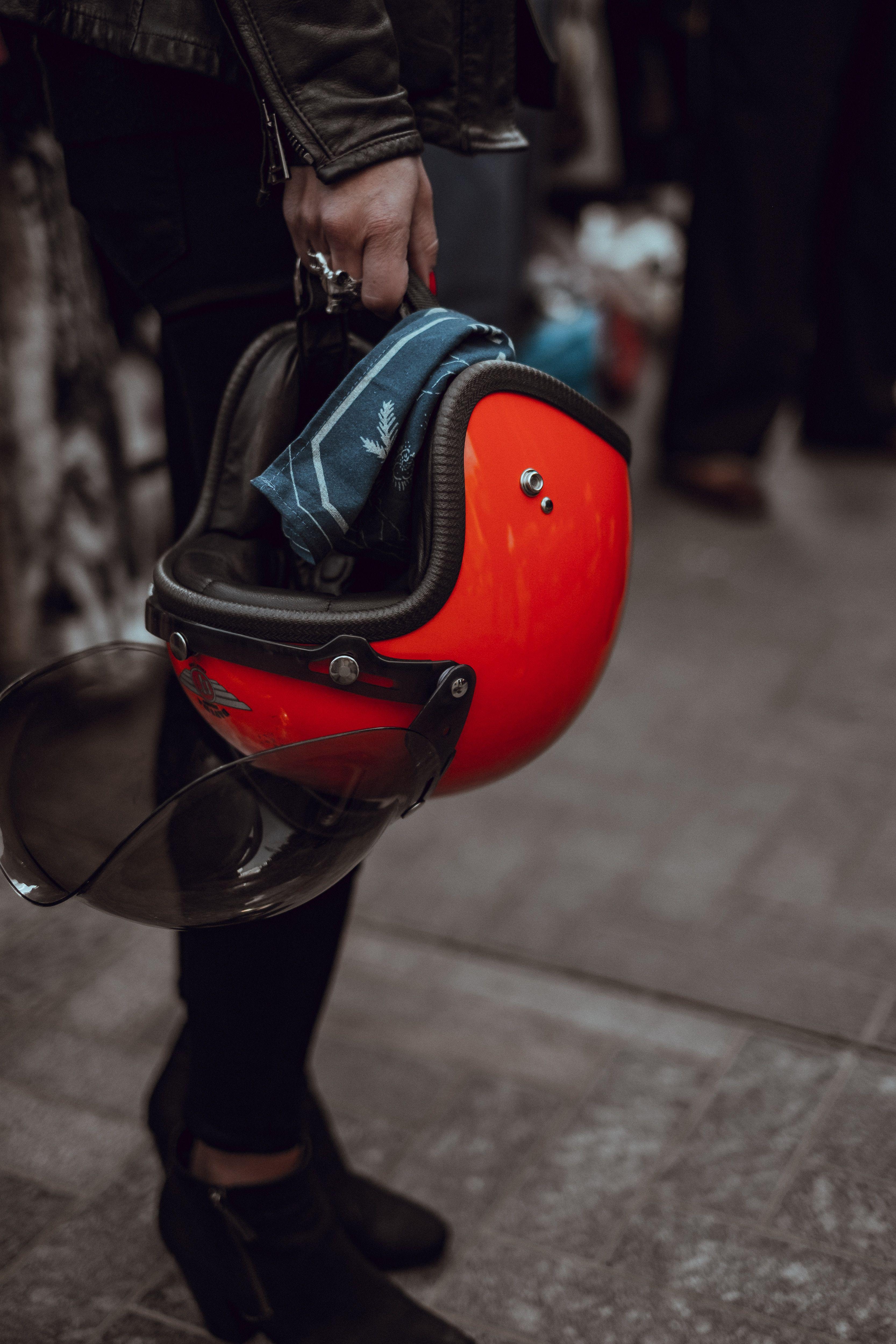 Motor Cycle Helmet Repeal Stalls