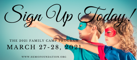 Virtual Family Camp 2021