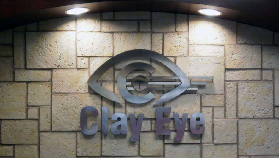 Clay Eye 1