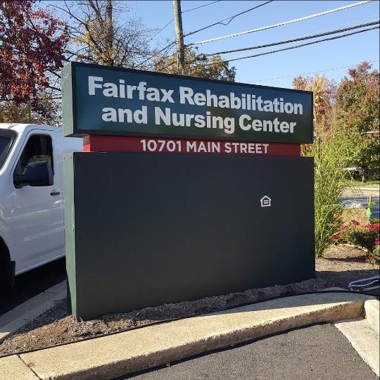 Fairfax Rehabilitation & Nursing