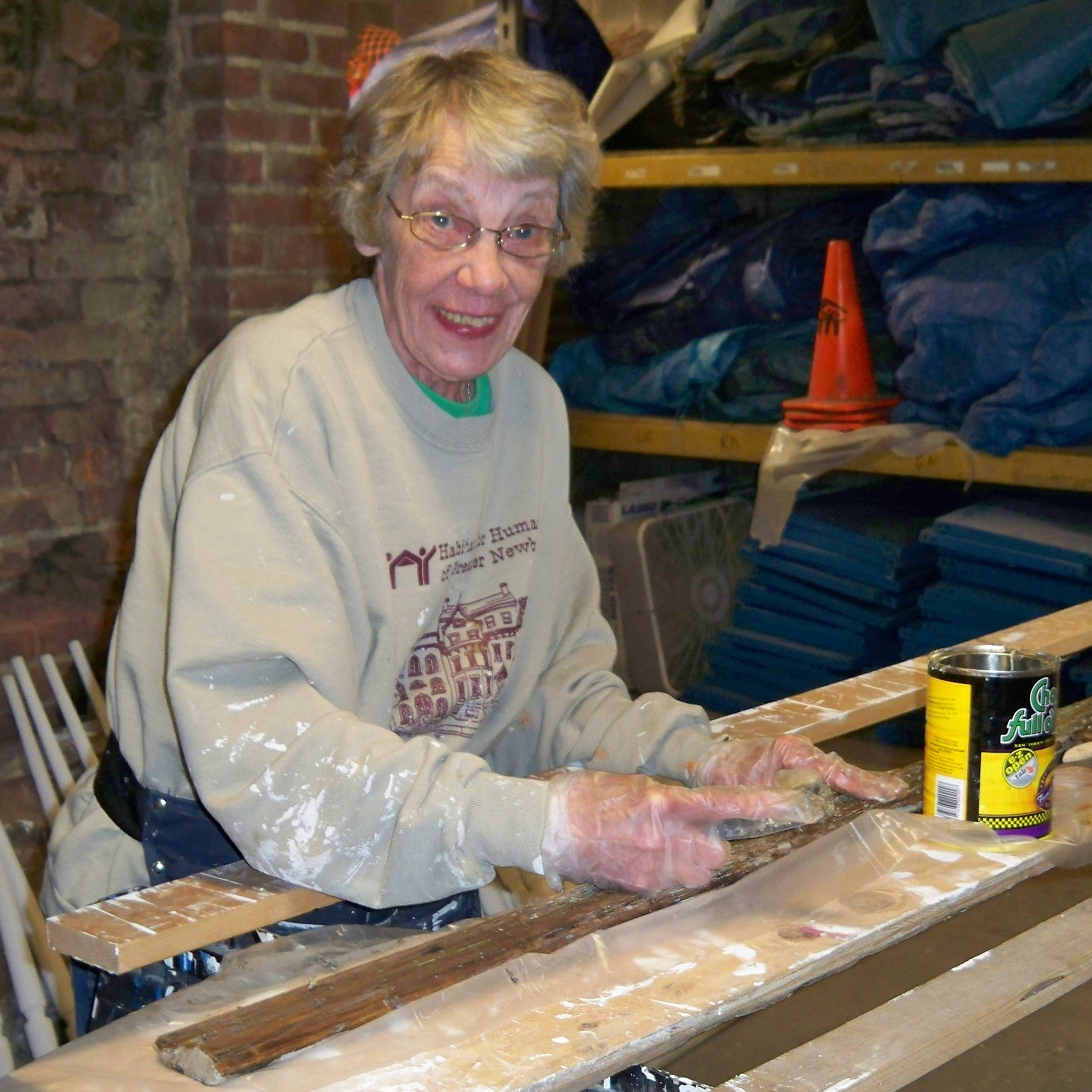 VOLUNTEER SPOTLIGHT Maureen Mushlit