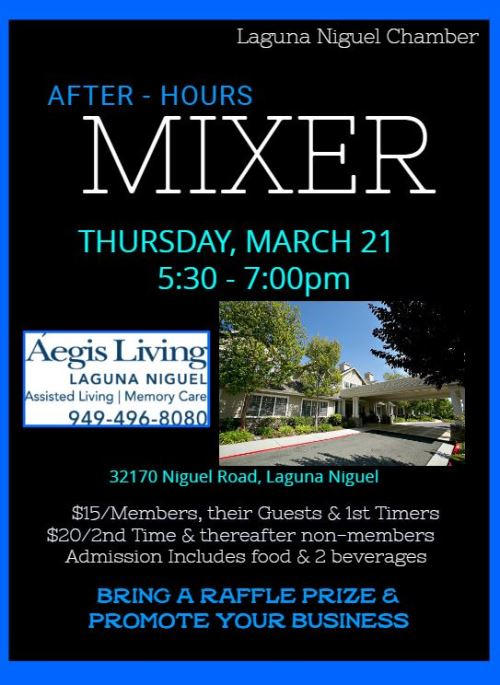 After-Hours Mixer