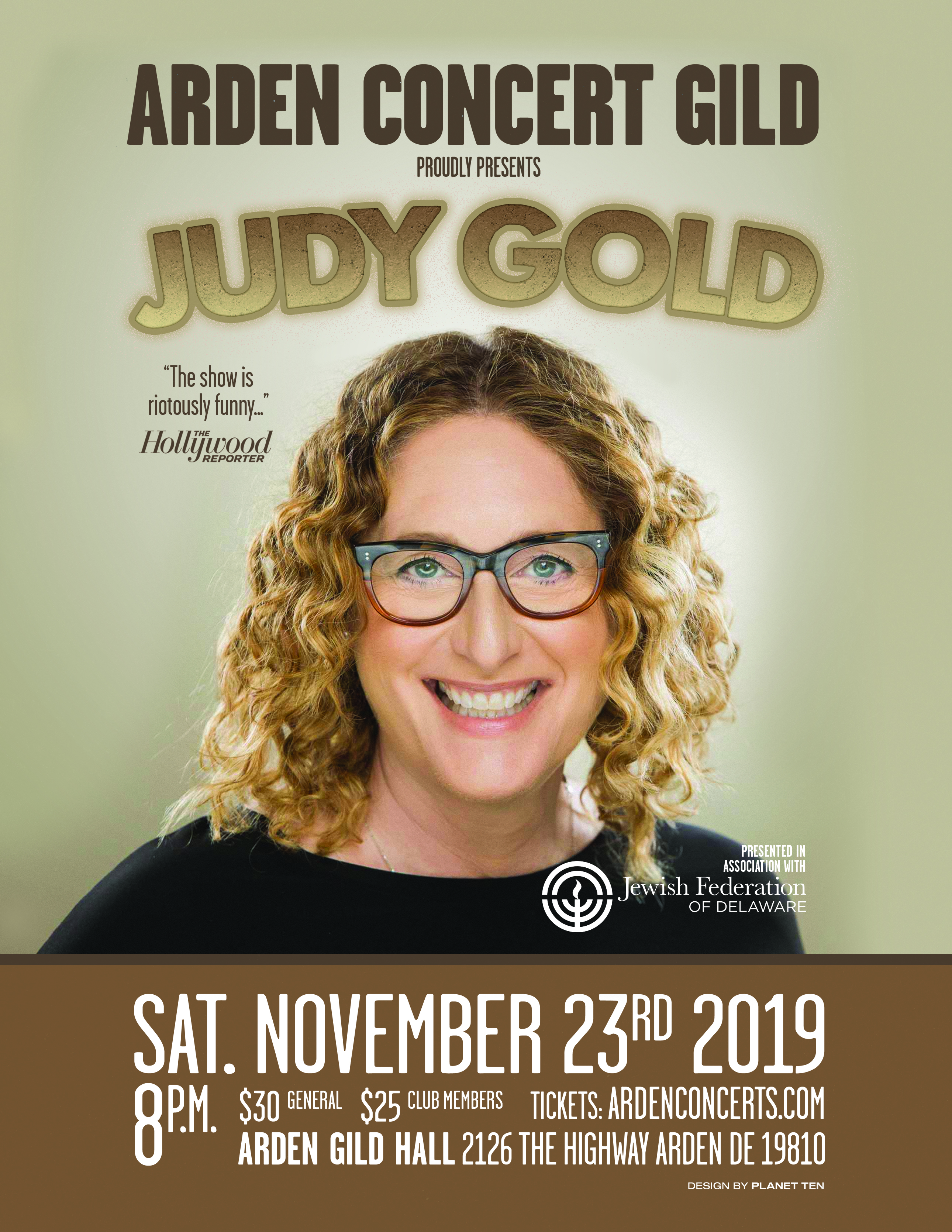 A Night of Comedy with Judy Gold