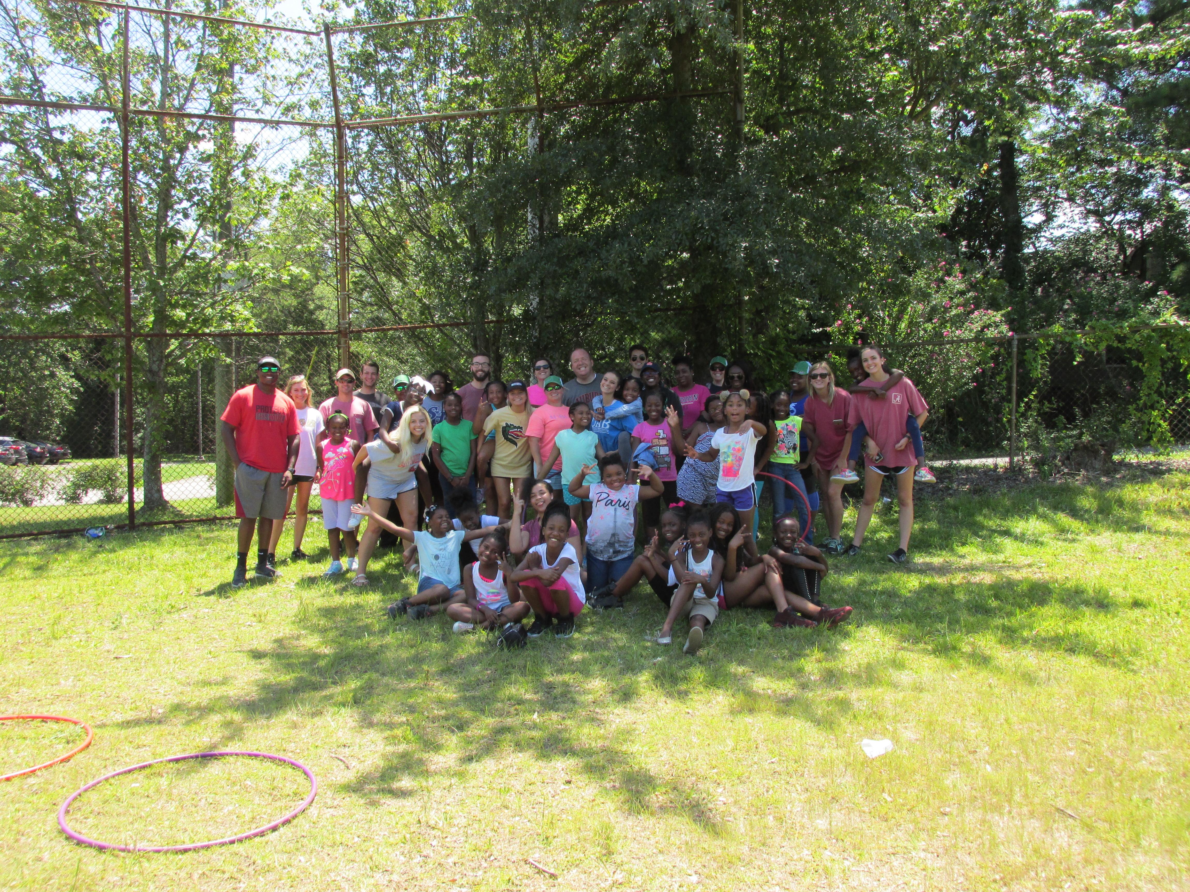 Field Day: Summer Program 2017