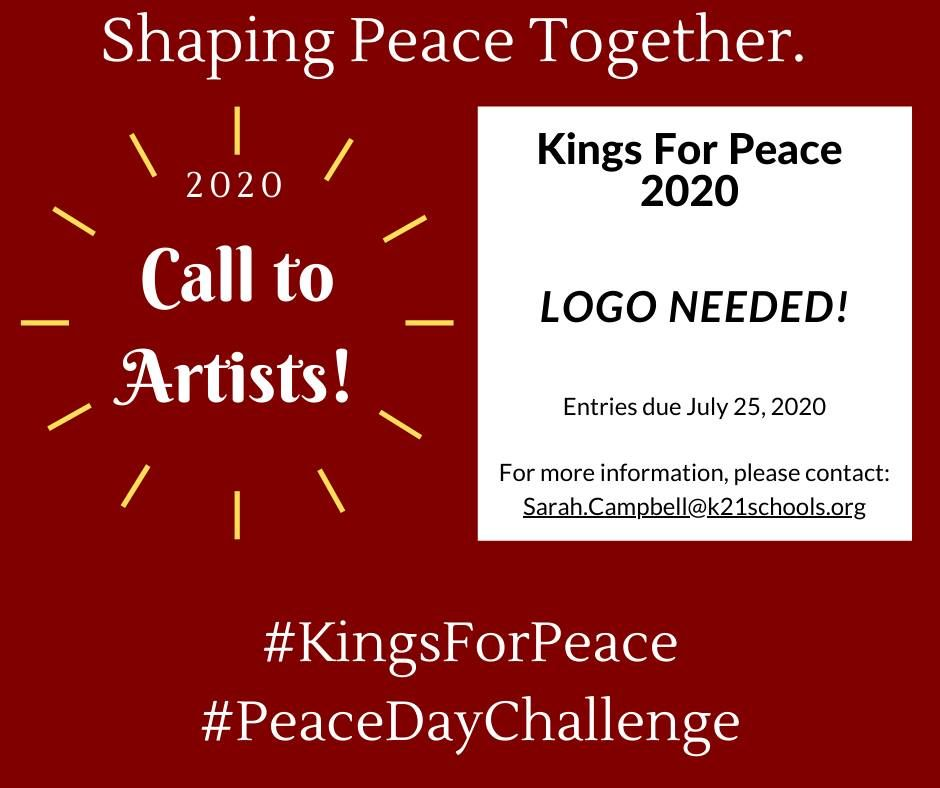 Peace Day Logo Challenge