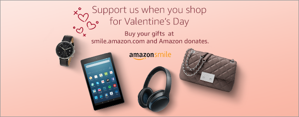 Help Support Us While You Shop!