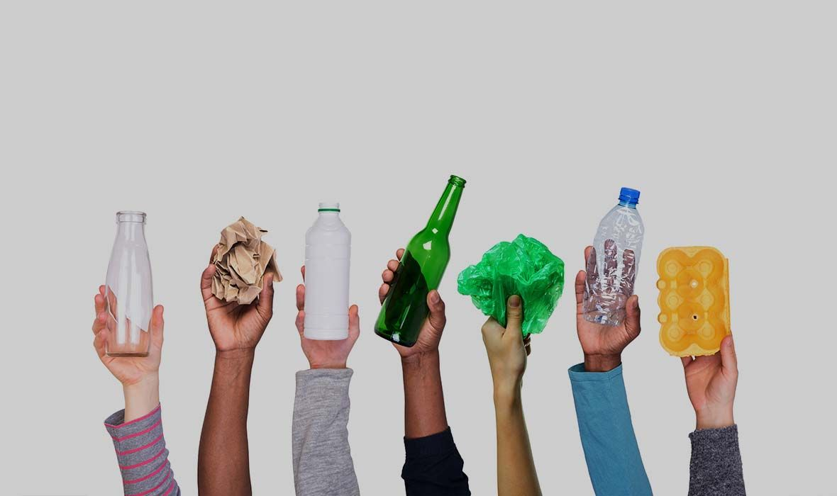 Let's Talk Trash & Recycling!