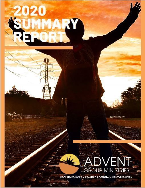 Advent Group Ministries 2020 Summary Report
