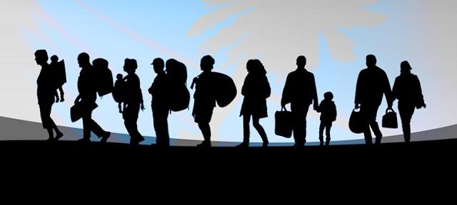 In-Service Refugees from Displacement to Resettlement: Laws & Processes