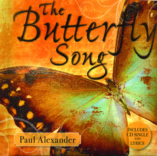 Butterfly Song, The / Gift Book & CD
