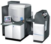 HP Indigo 5 color digital press