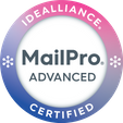 MailPro Adcanced Badge
