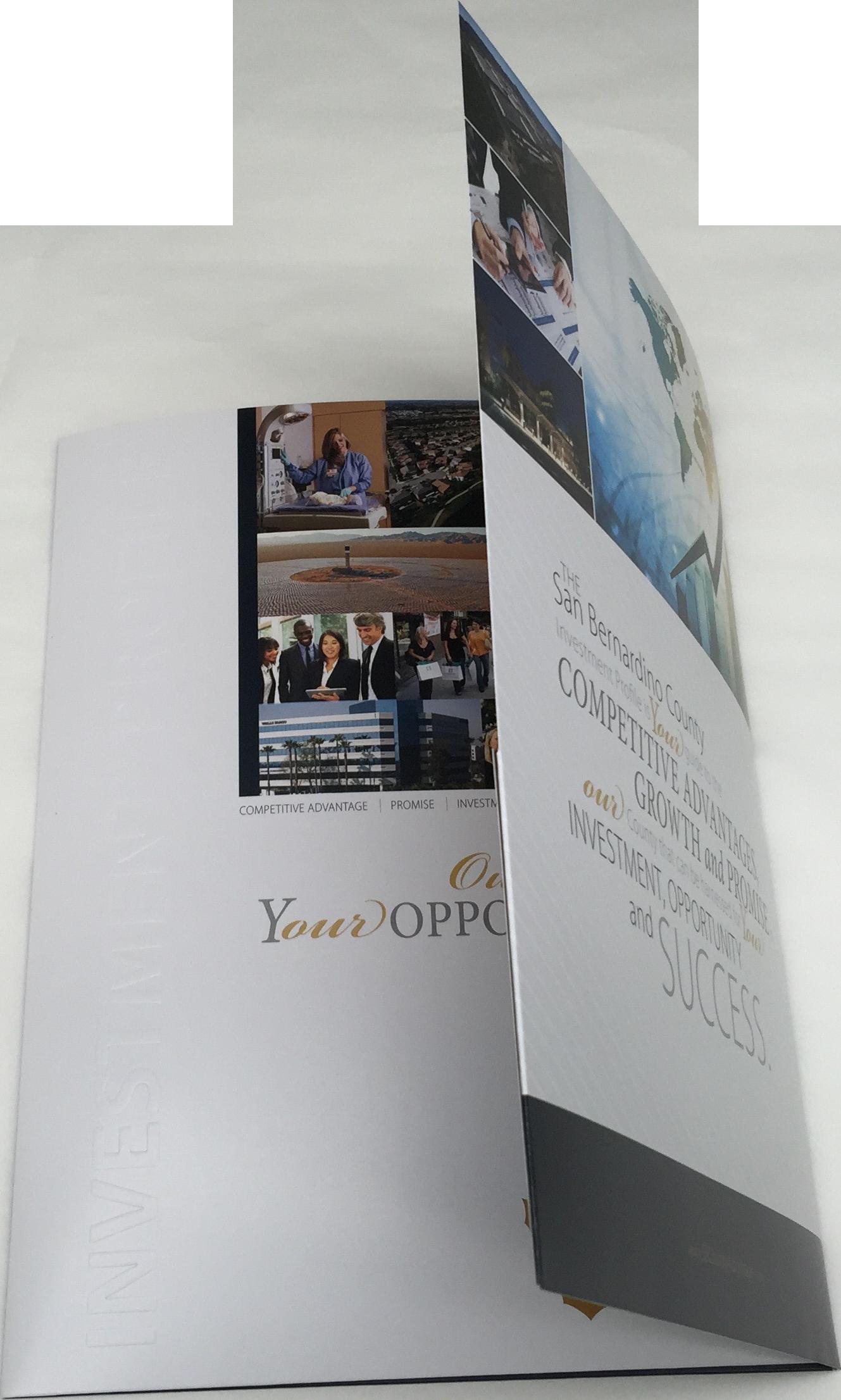 Custom Presentation Packaging   Folders   Digital Printer   Key Card ...