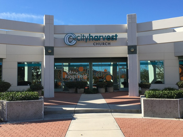 Exterior signs for churches in Orange County CA
