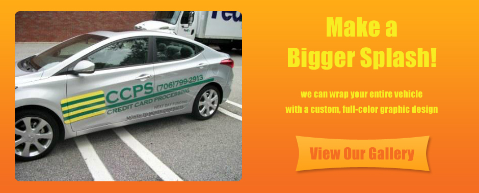 Vehicle Graphics - CCPS