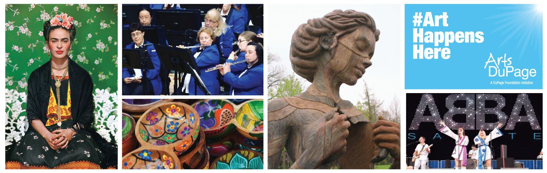 Enjoy the Arts in DuPage This Summer