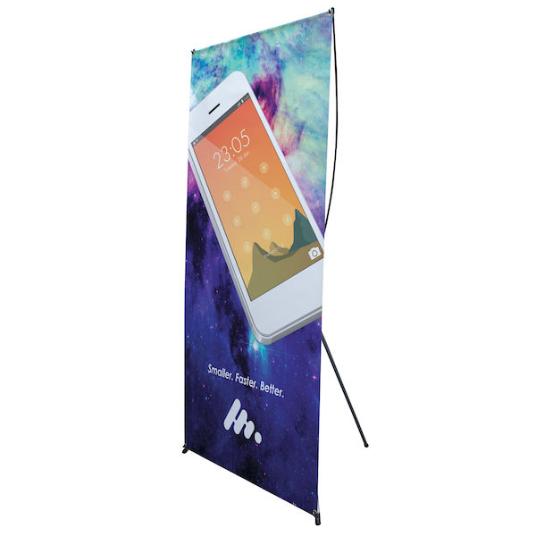 X-Stand Display
